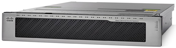 IronPort C670 Email Security Appliance