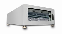 XRackPro2 4U Noise Reduction Server Rack Enclosure Rackmount Cabinet in Platinum